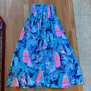 Lilly Pulitzer Bodhi Maxi Skirt